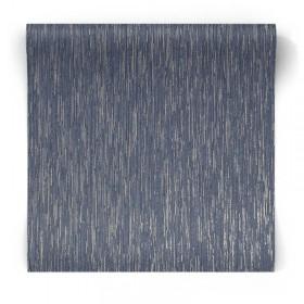 Granatowa tapeta strukturalna 107968