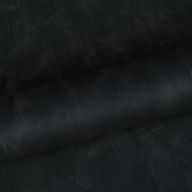 Czarna tapeta gładka 136408