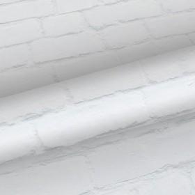 Tapeta biała cegła 138533
