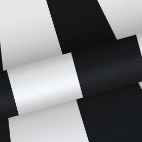 Tapeta w pasy 139111 biało czarna