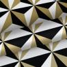 Nowoczesna tapeta geometryczna 139118 3D