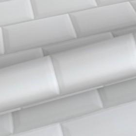 Tapeta białe kafle 139120