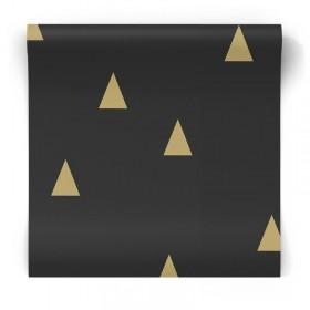 złote trójkąty czarna skandynawska