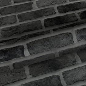 Tapeta grafitowa cegła 139138