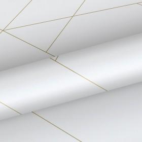 Tapeta w złote linie 139143