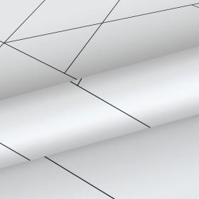 tapeta biała w czarne linie