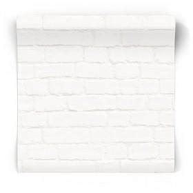 Tapeta biała cegła