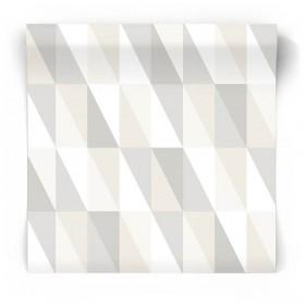 Tapeta geometryczna art deco