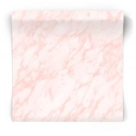 Tapeta różowy marmur