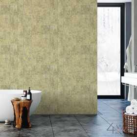 Tapeta imitacja beton do łazienki