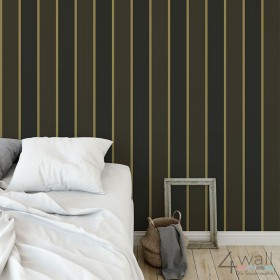 Tapety do sypialni - eleganckie pałacowe wzory Glamour