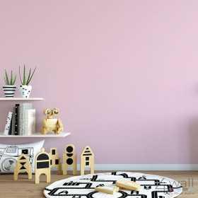 Tapeta w różowe kropki aranżacje