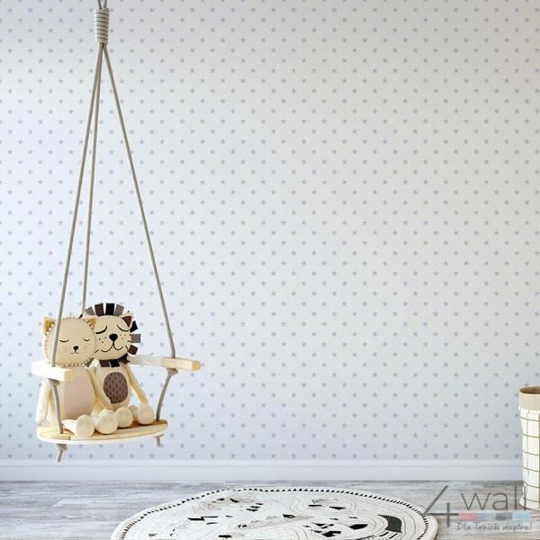 Tapety dla dzieci w kropki dziecięce