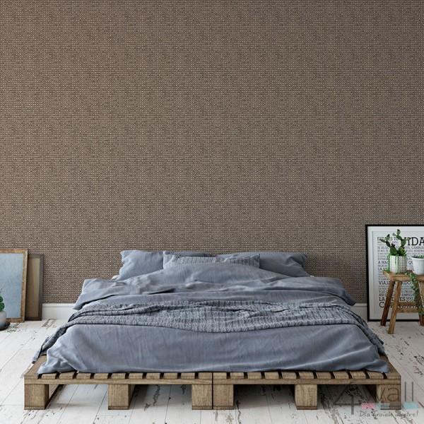 Jaka tapeta za łóżkiem w sypialni