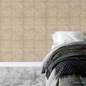 Tapeta ścienna imitacja beton architektoniczny