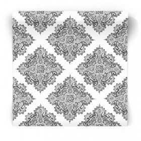 Tapeta w czarno biały wzór G67369