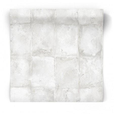Tapeta w szare cegły TX34804