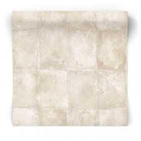Tapeta beżowe cegły TX34805