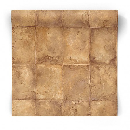 Tapeta brązowy kamień TX34807