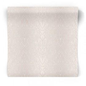 Srebny ornament tapeta ścienna TX34824