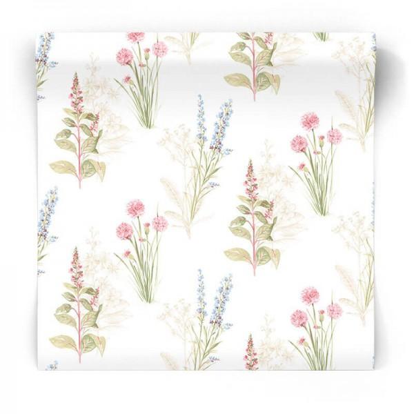 Tapeta w rośliny i kwiaty AB42445