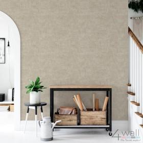 Winylowa tapeta imitująca beton do przedpokoju lub na korytarz