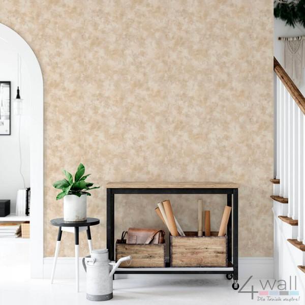 Tapeta ścienna na korytarz imitująca marmur