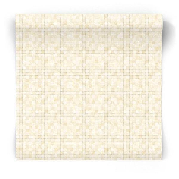Tapeta w piaskową mozaikę G67414