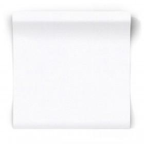 Biała tapeta w len G67442