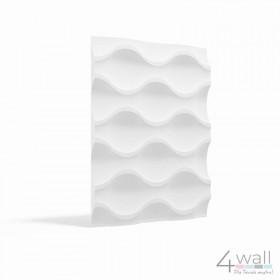 Panel ścienny FALE 3D dekoracyjny kuchenne wzory