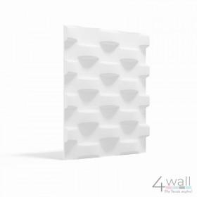 Gipsowe panele 3D na ścianę