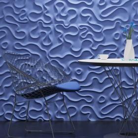 Panel 3D na ścianę aranżacje