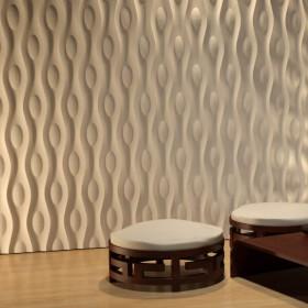 Panele ścienne 3D z gipsu dekoracje na ścianę