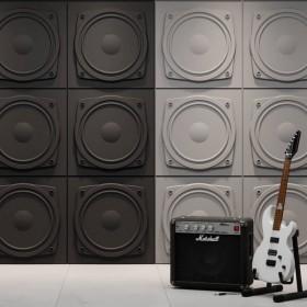 Płyty gipsowe na ścianę 3D dekoracyjne