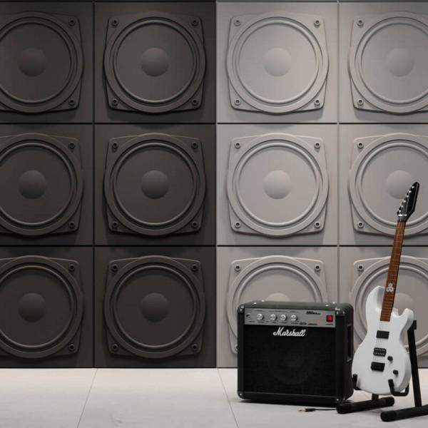 Panel ścienny 3d Speaker