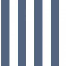Tapeta w marynistyczne niebieskie pasy