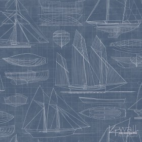 Deauville G23325 Tapety w żaglówki młodzieżowe