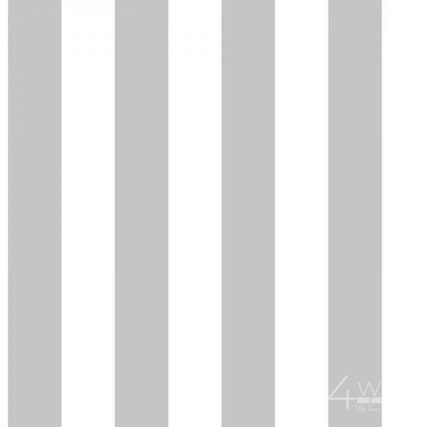 Deauville G23342 tapety ścienne w szaro białe pasy