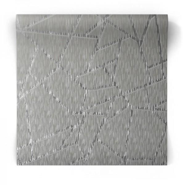 Geometryczna tapeta we wzory 3D 106595