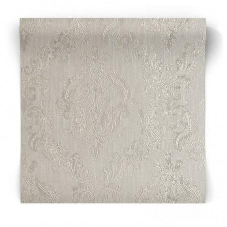 Tłoczona tapeta w ornament 32-901