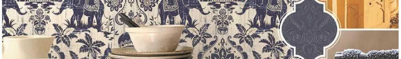 Indo Chic • Kolekcja tapet Galerie • Sklep dekoracyjny • Sprawdż!