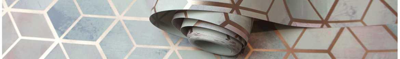 Niepowtarzalne tapety we wzory geometryczne • Sklep z tapetami ✓