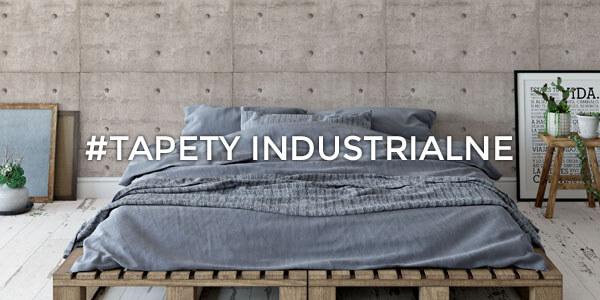 Tapety imitacja betonu